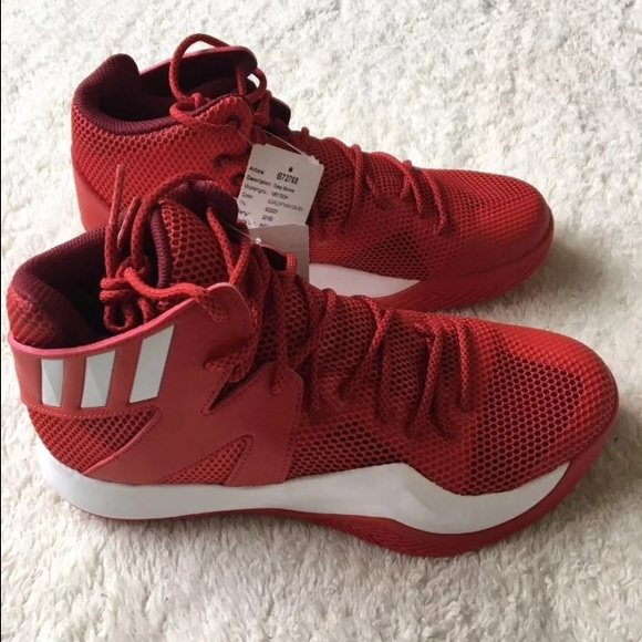 bf2b468ec08 Men s Adidas Crazy Bounce Basketball Shoes Sz 9